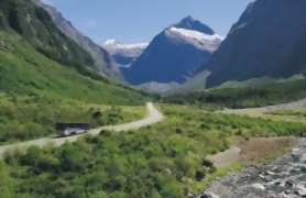 Trains, Fiords and Glaciers - Day 3