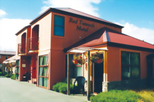 Accommodation: Red Tussock Motel
