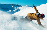NZSki Queenstown Superpass: 1 Day Lift Pass