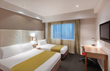 Accommodation: Rendezvous Hotel Christchurch