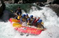 Grade 5 Half Day White Water Rafting