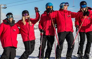 Roundhill Ski Field 1 Day Lift Pass