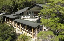 Routeburn Track Lodges