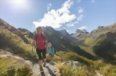 Day 2 Lake Mackenzie to Routeburn Falls via Harris Saddle