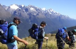 Southern Highlights and Routeburn Track Guided Walk - day 7