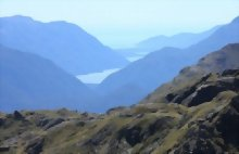 Southern Highlights and Routeburn Track Guided Walk