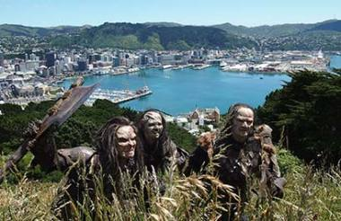 Middle Earth Film Locations Half Day Tour