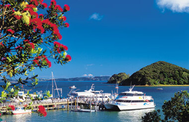 Northland Ferries Journey Paihia to Russell - Return Trip