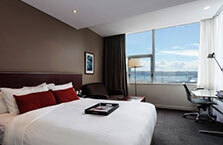 Rydges Hotel Auckland (or similar)