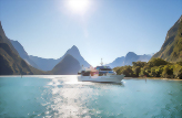 Milford Sound Cruise and coach tour from Queenstown