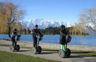 Segway tour of Queenstown