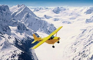 Siberia Experience with Southern Alps Air