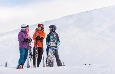 Coronet Peak Ski Field
