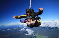 Skydive Fox Glacier - 16500ft Jump