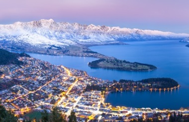 Christchurch to Queenstown via Mount Cook with GreatSights