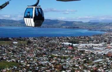 Rotorua Sights and Skyline Gondola with GreatSights (Includes Lunch)