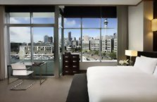 Accommodation: Sofitel Auckland Viaduct Harbour (or similar)