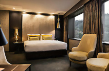 Accommodation: Sofitel Wellington
