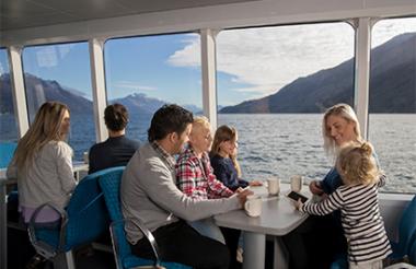 Spirit of Queenstown Scenic Cruise