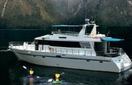 Doubtful Sound Overnight Cruise with Fiordland Cruises