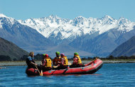 Rangitata Gorge Rafting