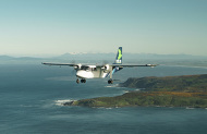 Invercargill to Stewart Island with Stewart Island flights