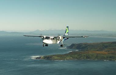 Invercargill to Stewart Island with Stewart Island flights