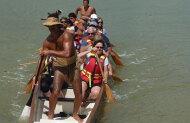 Maori Waka Canoe Tour