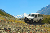 Tasman Valley 4WD Tour