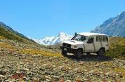 Tasman Valley 4WD Tour