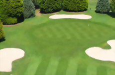 Golfing Tour of New Zealand - day 7