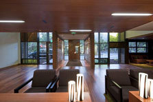 Te Waonui Forest Retreat (or similar)