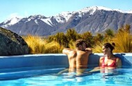 Tekapo Springs Hot Pools & Waterslide