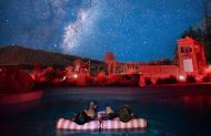 Tekapo Springs Stargazing