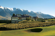 New Zealand Southern Alps Golf Vacation