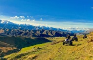 The Mountain Experience with Cardrona Quads