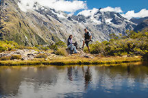 Tour suggestions: New Zealand hiking tours