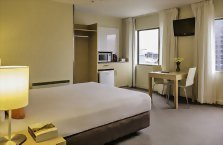 Accommodation: Travelodge Wellington