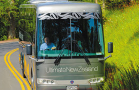 Grand Pacific Tours 19 Day Ultimate Discovery - Day 1