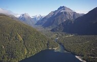 The Classic - Milford and Routeburn Tracks 8 Day Guided Walk