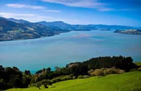 South Island Navigator self drive tour - Day 5