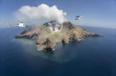 White Island Helicopter tour with Volcanic Air Safaris