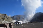 Volcanic Air White Island 'Active Volcano' landing and walking tour