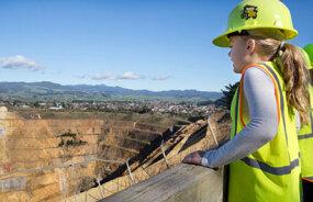 Exploring New Zealand's incredible scenery