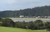 Golfing Tour of New Zealand - day 4