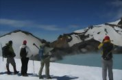 Day 3 – Ruapehu Crater Lake