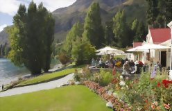 Southern Explorer Christchurch to Queenstown - day 9