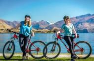 Wanaka Bike Tours - Hawea to Wanaka