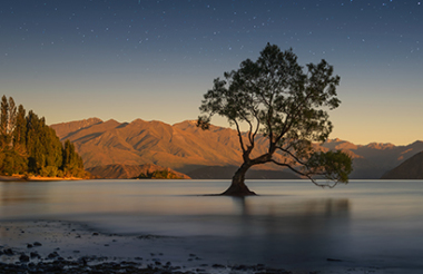 Explore the winter wonderland of Wanaka