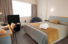 Accommodation: West Plaza Hotel Wellington